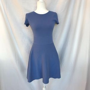 Ann Taylor Periwinkle Dress